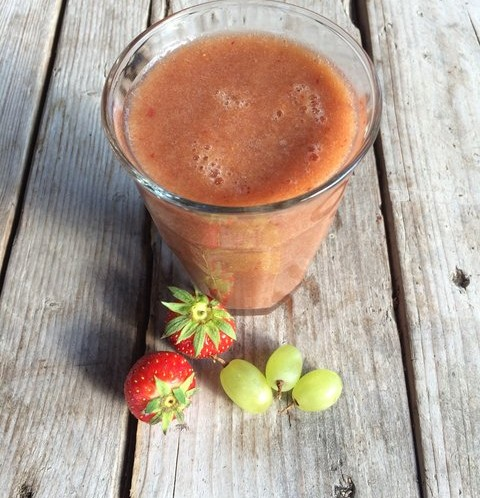 smoothie gezond fruit