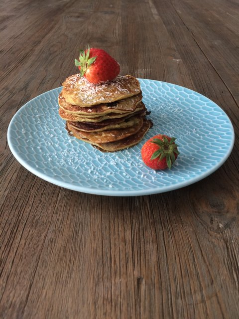pannenkoek gezond healthy recept