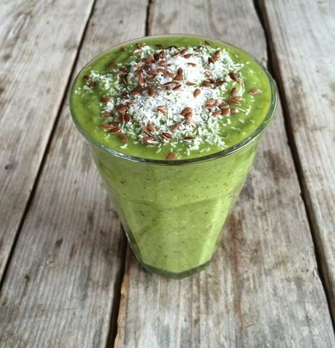 groene smoothie gezond