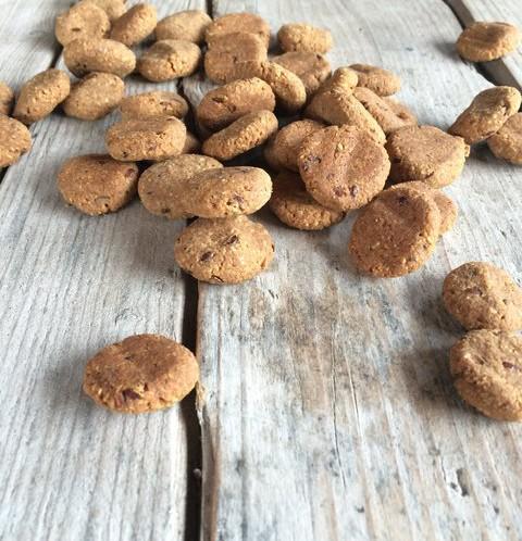 pepernoten suikervrij snack recept gezond sinterklaas